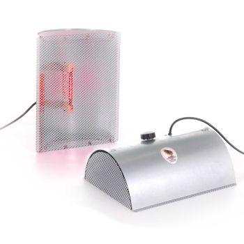 T2- Maino Caldo Bello 250w Infrared Heat Lamp - Thermostatic