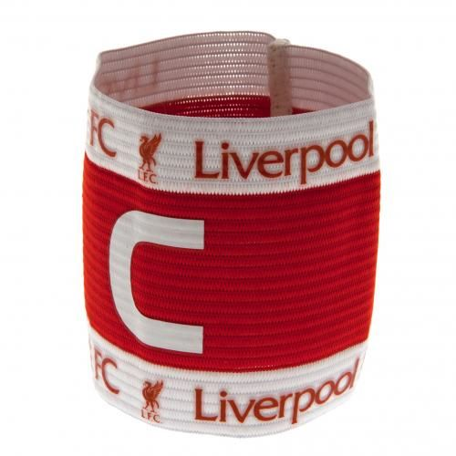Liverpool Captains Arm Band