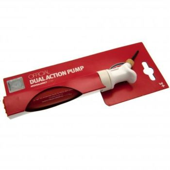 Arsenal Dual Action Football Pump