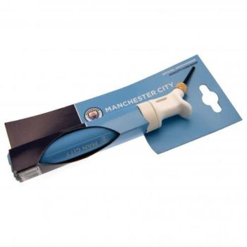 Manchester City Dual Action Football Pump