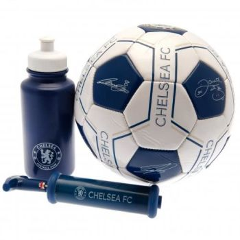 Chelsea Signature Football Gift Set (Size 5)