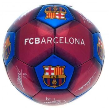 Barcelona Football Signature MT (Size 5)