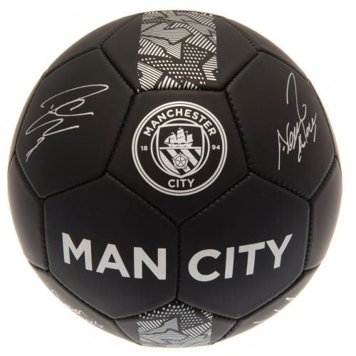 Manchester City Football Signature PH (Size 5)
