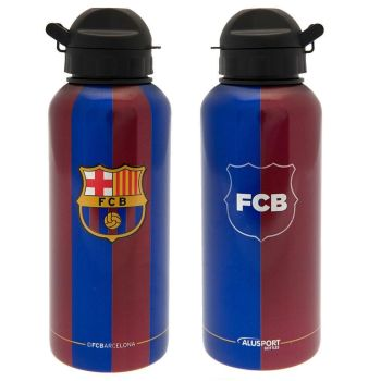 Barcelona Aluminium Drinks Bottle