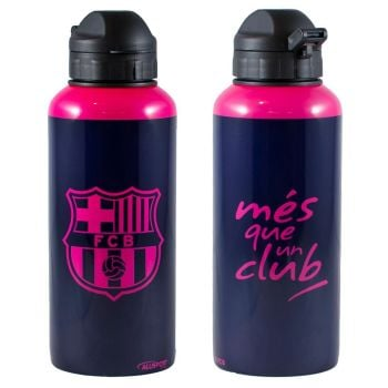 Barcelona Aluminium Drinks Bottle PK
