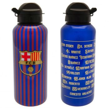 Barcelona Aluminium Drinks Bottle SQ