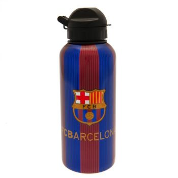 Barcelona Aluminium Drinks Bottle ST
