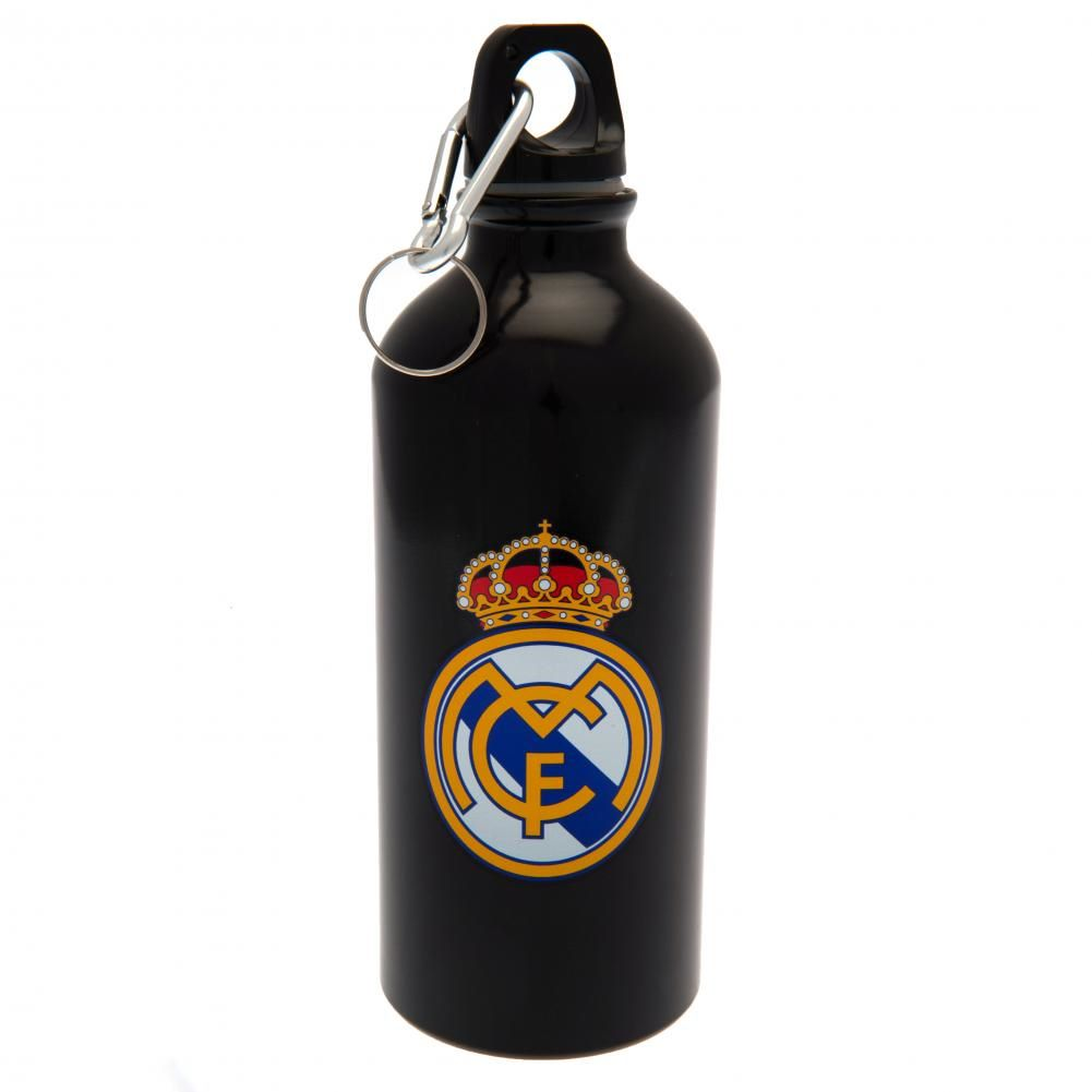 Real Madrid Aluminium Drinks Bottle BK