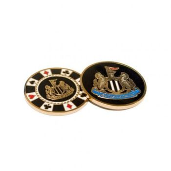 Newcastle United Casino Chip Golf Ball Marker
