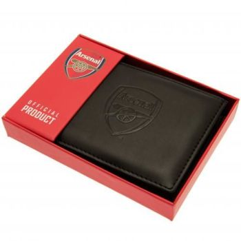 Arsenal Debossed Wallet