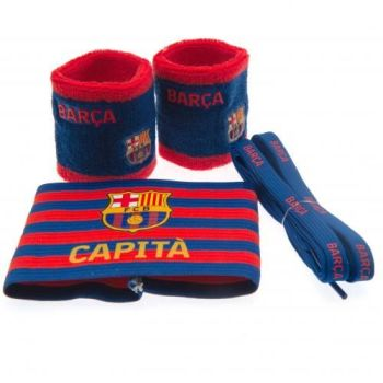 Barcelona Football Accessories Set