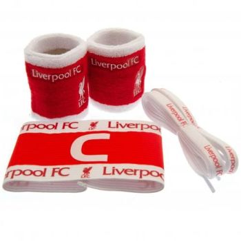 Liverpool Football Accessories Set