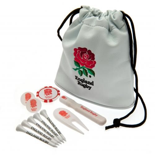England RFU Tote Bag Golf Gift Set