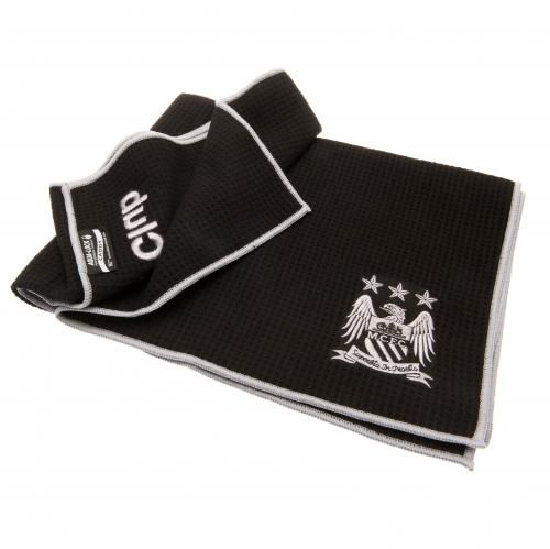 Manchester City Aqualock Caddy Towel