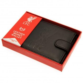 Liverpool rfid Anti Fraud Wallet
