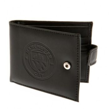 Manchester City rfid Anti Fraud Wallet