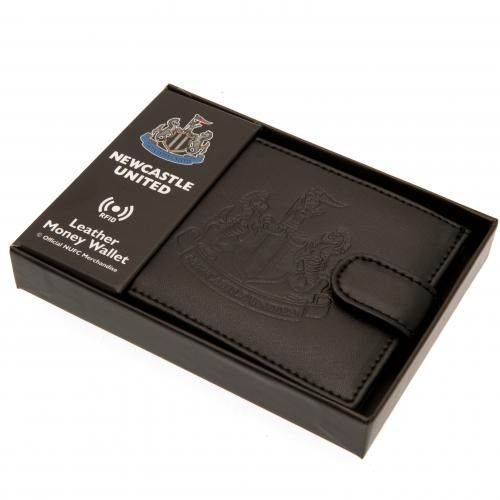 Newcastle United rfid Anti Fraud Wallet