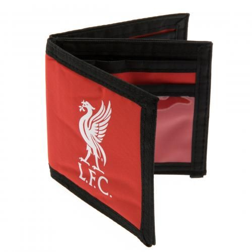 Liverpool Canvas Wallet