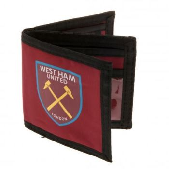 West Ham United United Canvas Wallet