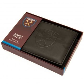 West Ham United United Debossed Wallet