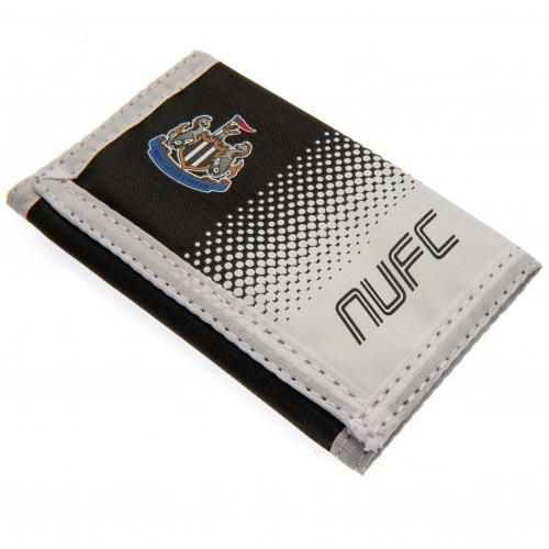 Newcastle United Nylon Wallet