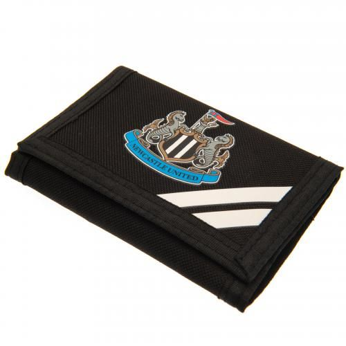 Newcastle United Nylon Wallet ST