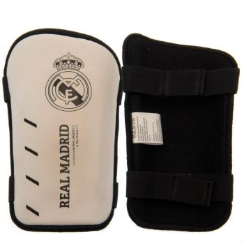 Real Madrid Shin Pads Jnr