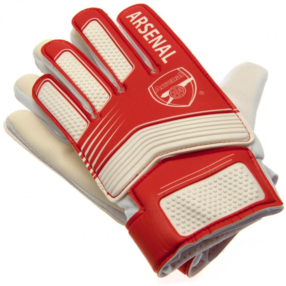 Arsenal Kids Goalkeeping Gloves