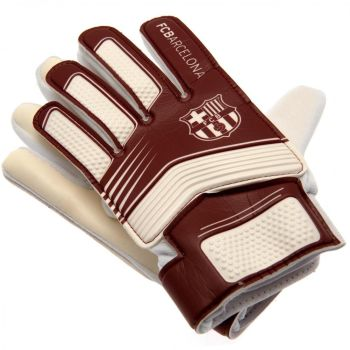 Barcelona Goalkeeping Gloves (Kids)