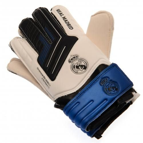 Real Madrid Youth Goalkeeping Gloves