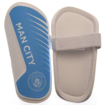 Manchester City Shin Pads (Kids)