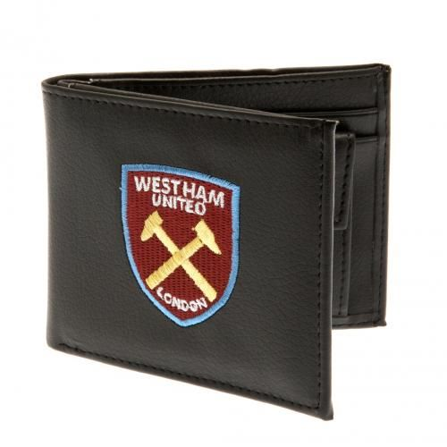 West Ham United Embroidered Wallet