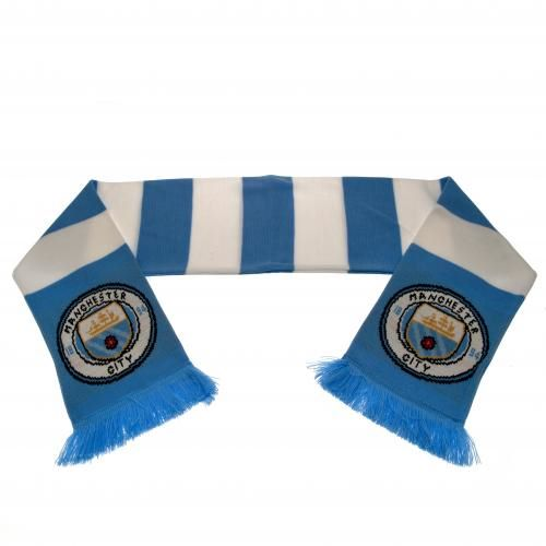 Manchester City Bar Scarf