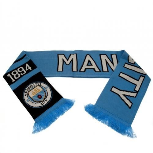 Manchester City Scarf NR