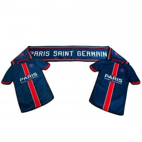 Paris Saint Germain Shirt Scarf