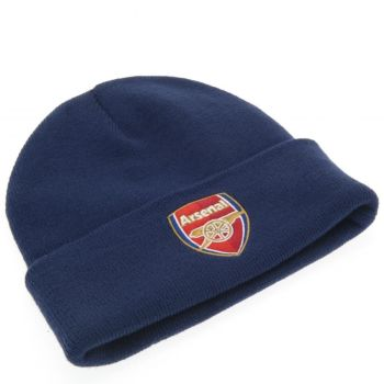 Arsenal Turn Up Knitted Hat NV