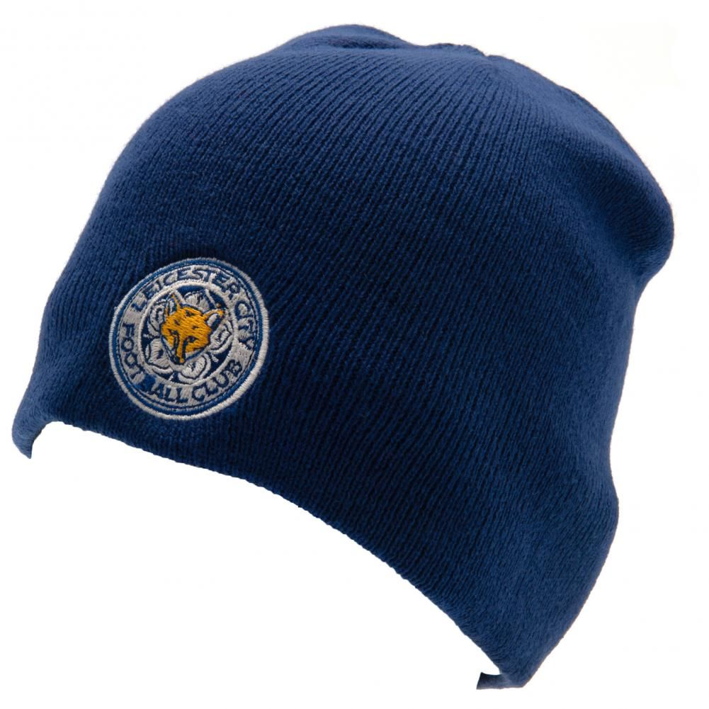 Leicester City Knitted Hat