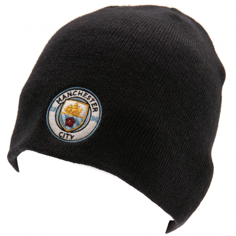 Manchester City Knitted Hat NV