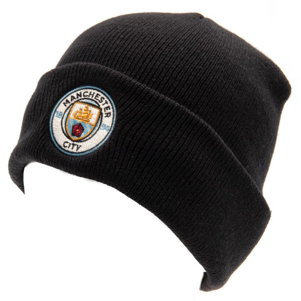 Manchester City Knitted Hat TU NV