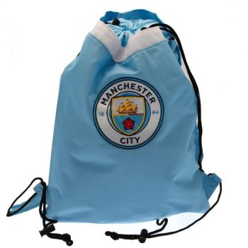 Manchester City Drawstring Backpack