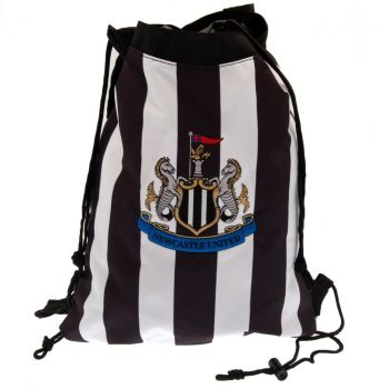 Newcastle United Drawstring Backpack