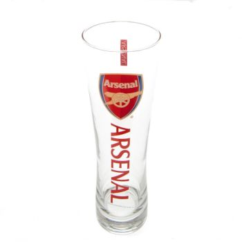 Arsenal Tall Beer Glass