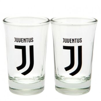 Juventus 2pk Shot Glass Set