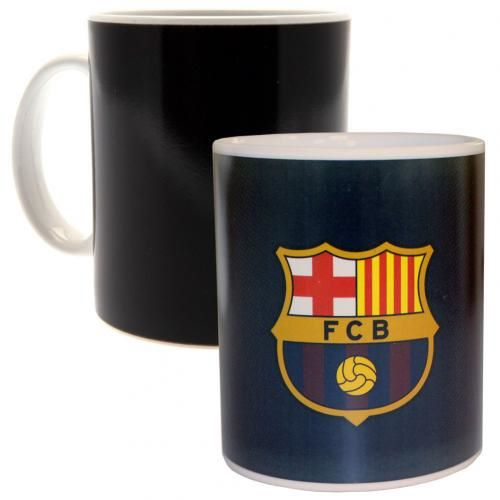 Barcelona Heat Changing Mug