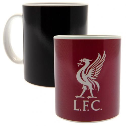 Liverpool Heat Changing Mug