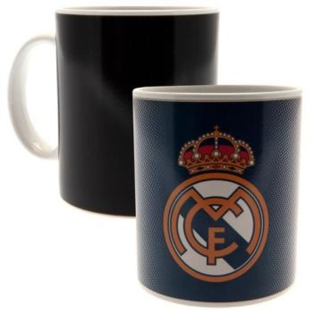 Real Madrid Heat Changing Mug