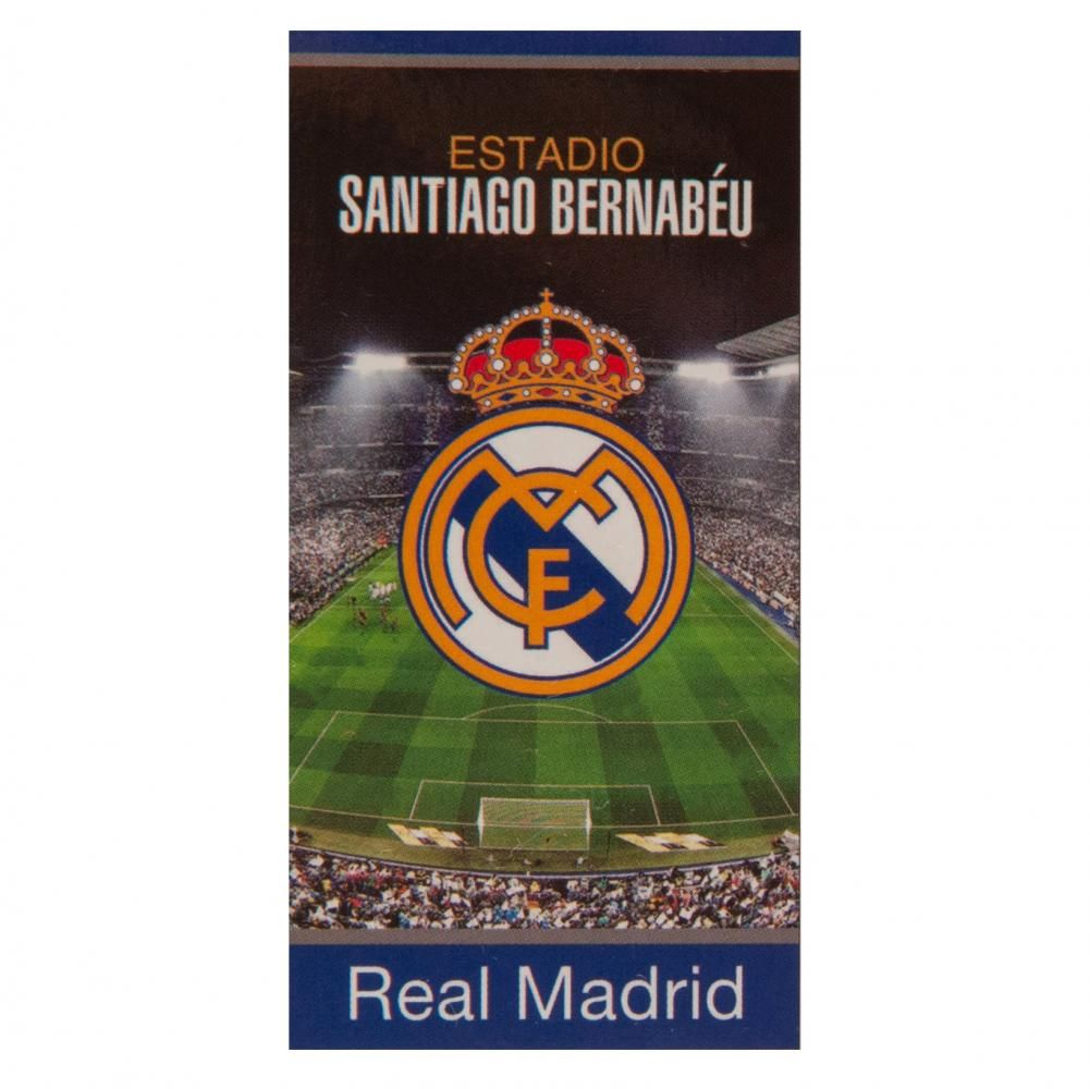Real Madrid Large Beach Towel SD