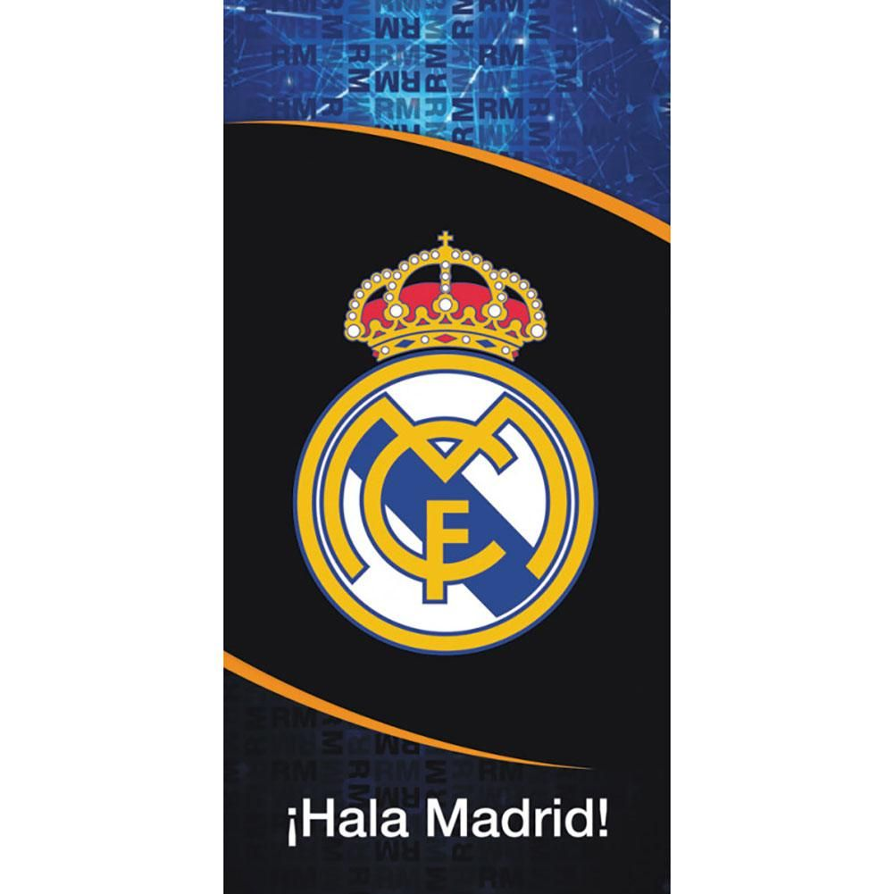 Real Madrid Large Beach Towel SW
