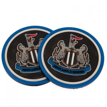 Newcastle United 2pk Coaster Set