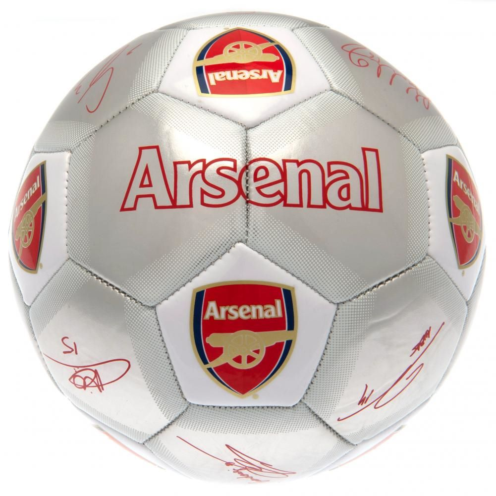 Arsenal Football Signature SV (Size 5)